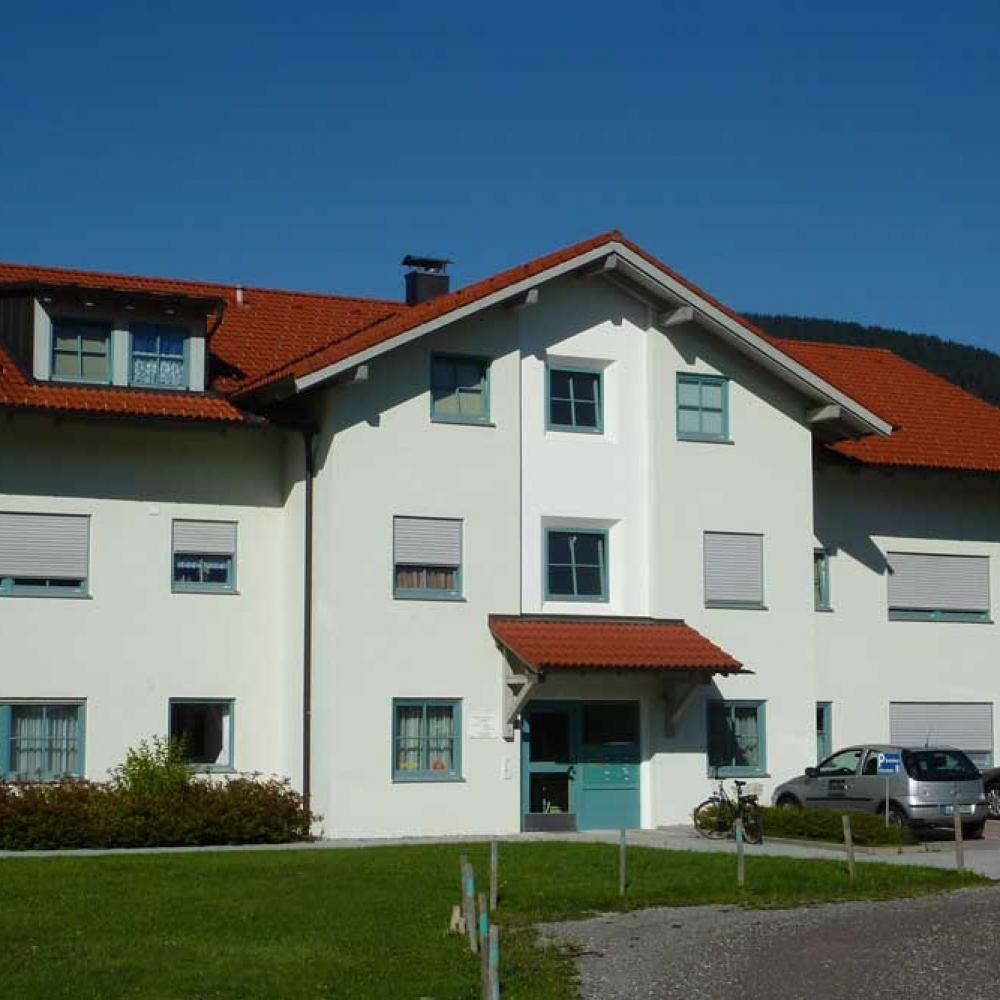 Pfronten - Vilstalstrasse - 8 WE