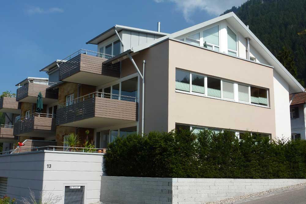Burgberg - Grüntenstrasse - 9 WE
